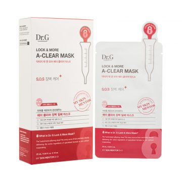 Dr. G Lock & More A-Clear Mask