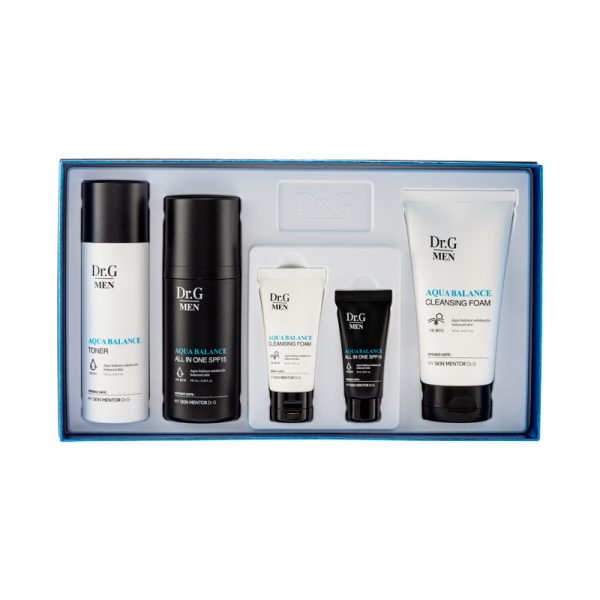 Dr. G MEN'S Aqua Balance All in One Special Set (5 Items)