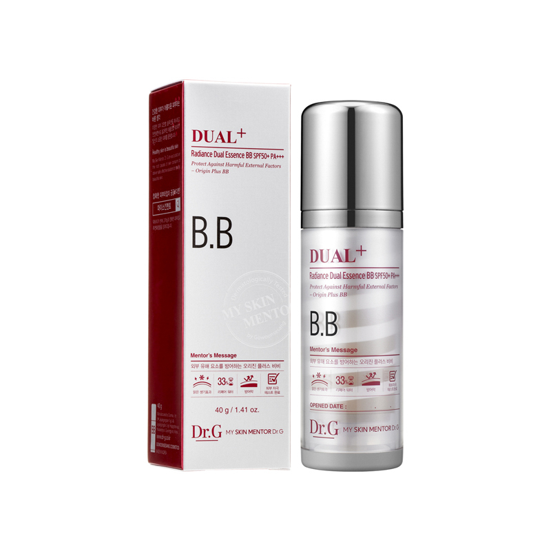 Dr. G Radiance Dual Essence BB SPF50+ PA+++