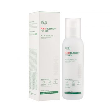 Dr. G Red Blemish For Men All In One Fluid