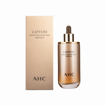 A.H.C Capture Revite Solution Max Ampoule