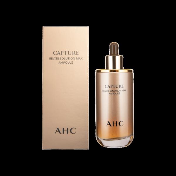 A.H.C Capture Revite Solution Max Ampoule