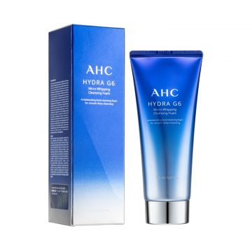 A.H.C Hydra G6 Micro Whipping Cleansing Foam