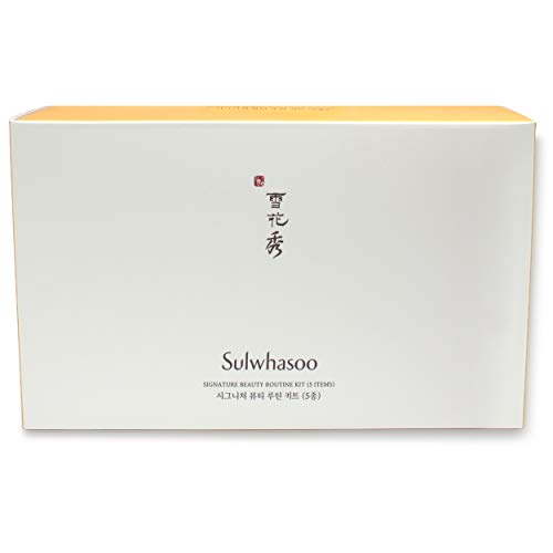 Sulwhasoo Signature Beauty Routine Kit (Special Set)